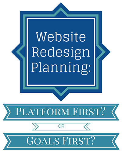 Website Redesign Planning