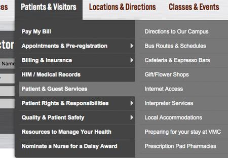 Healthcare Navigation