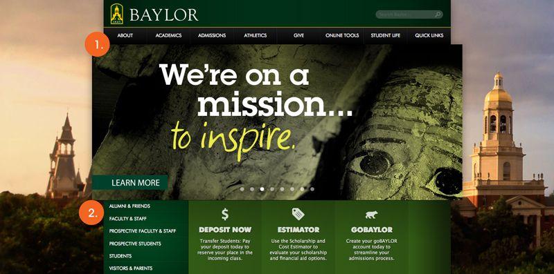 Baylor Navigation