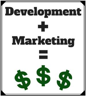 Development Plus Marketing