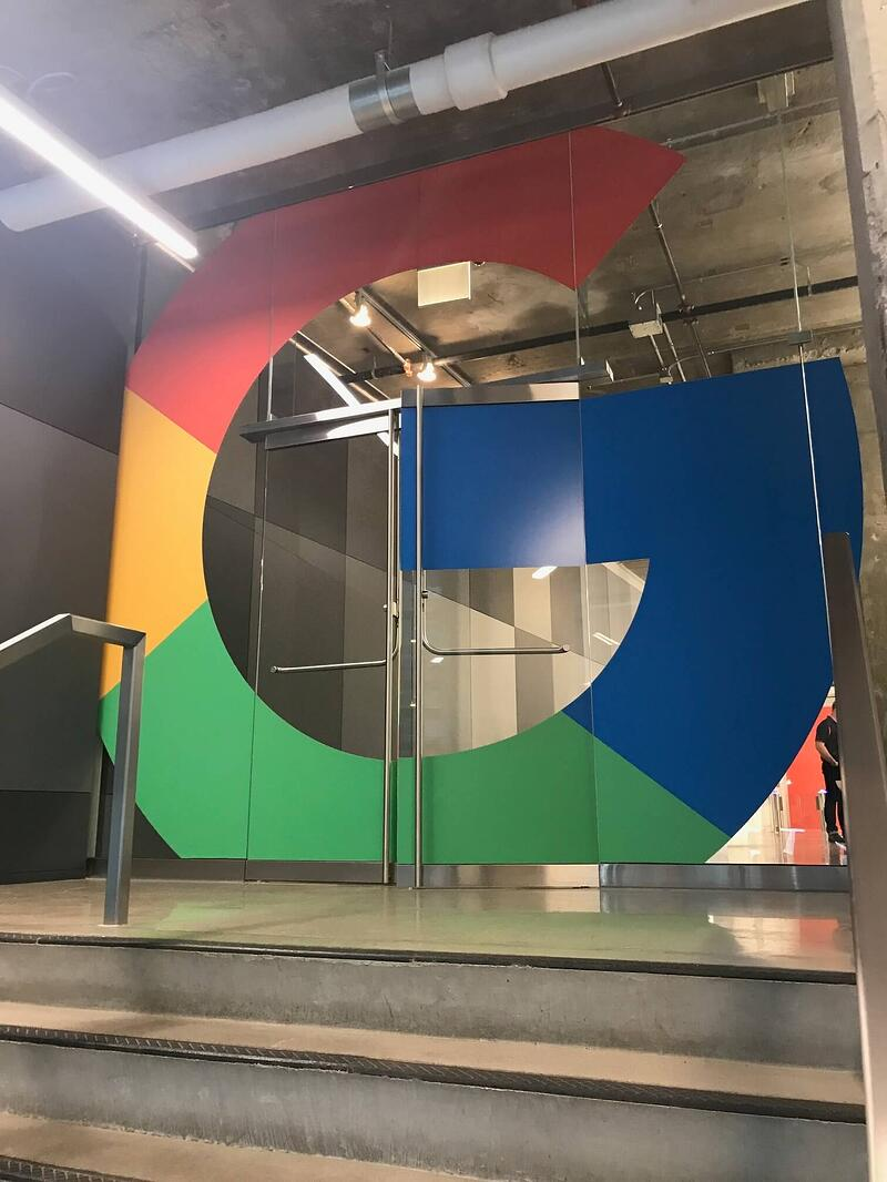 Google Headquarters in Chicago