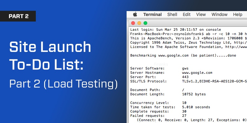 site-launch-to-do-part-two-load-testing