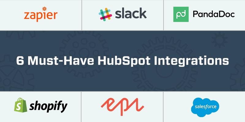 6 Must-Have HubSpot Integrations