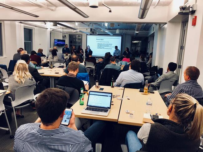 The Chicago HubSpot User Group panel recaps INBOUND 2017