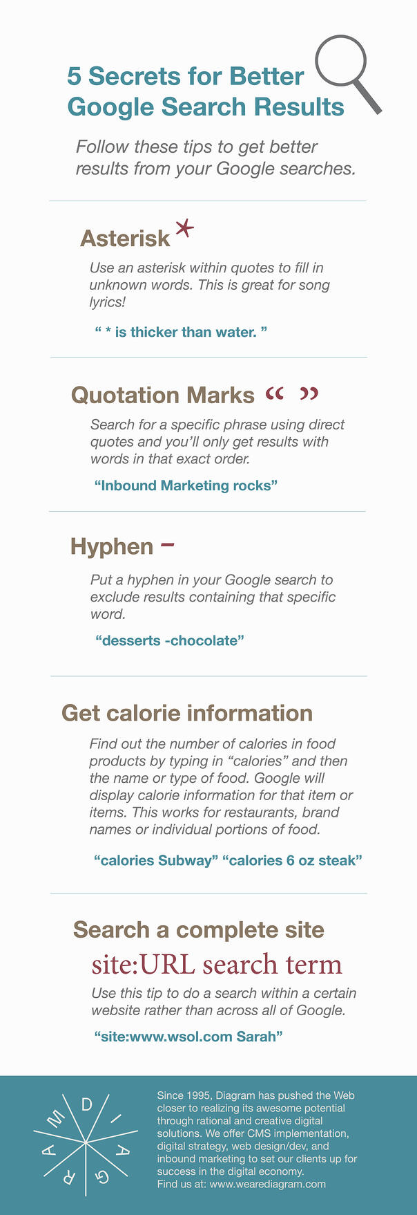 Tips for Getting Better Google Searches