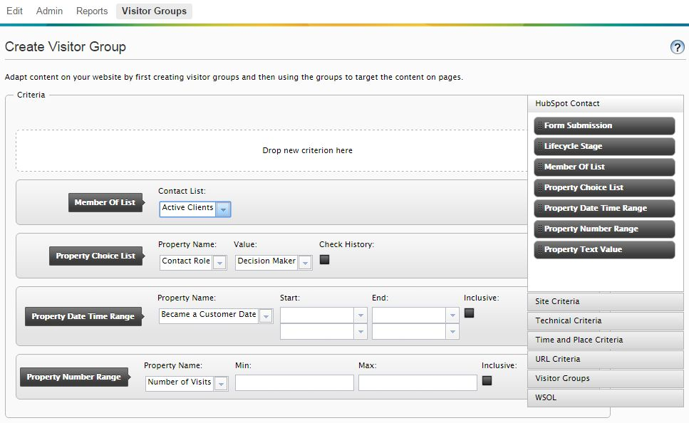 HubSpot-EPiServer_Connector_Visitor_Groups-1