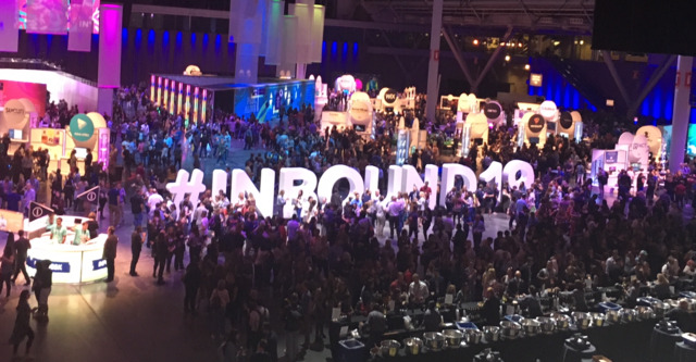 Inbound 2019 Recap