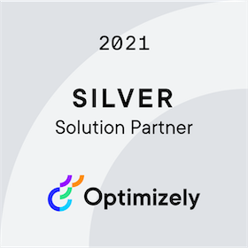 Diagram is proud to be an Optimizely Silver Solution Partner