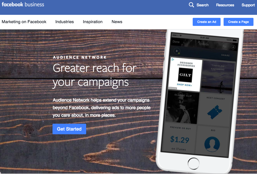 Does your org have a Facebook for Business Account or just a Page?