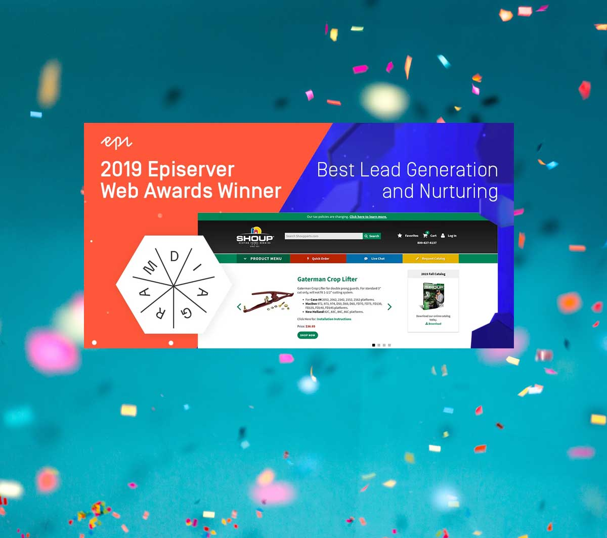 How to Create an Award-Winning, Lead Generating Website Experience